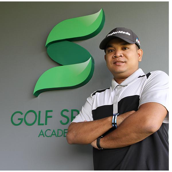โปรเอ็กซ์ golf space academy